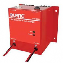 DURITE 12v > 24V 10Amp  Step Up <BR>ELECTRONIC SPLIT CHARGER <BR>ALT/0-852-51